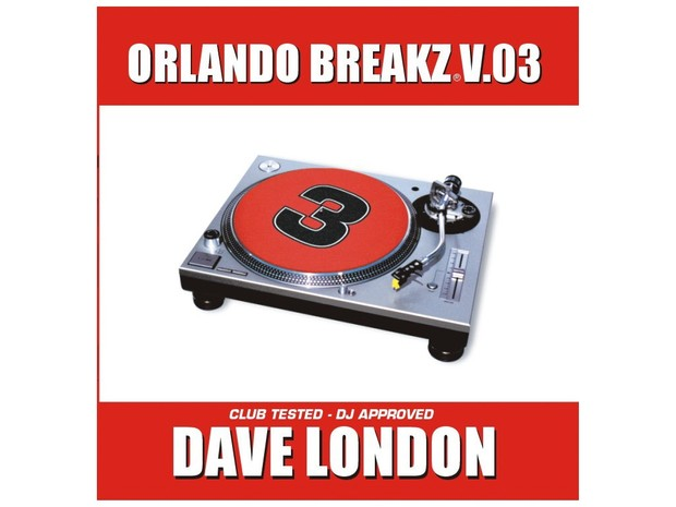 Dave London - Orlando Breakz Volume 3