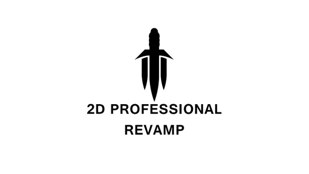 2D Professional Rebrand (NOT INCLUDING AVI)