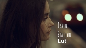 Train Station Film Look Lut
