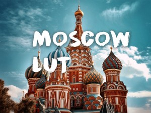 MOSCOW LUT (Teal & Orange )