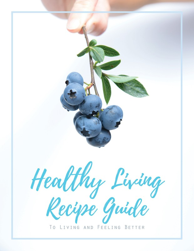 Healthy Living Nutritional Guide: To living & feeling better