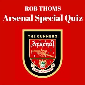 Rob Thoms  Arsenal Football Quiz