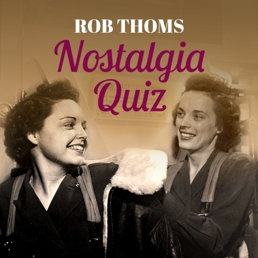 Rob Thoms Nostalgia Quiz No. 3