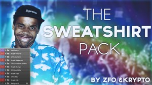 Sweatshirt pack by Krypto and ZFO