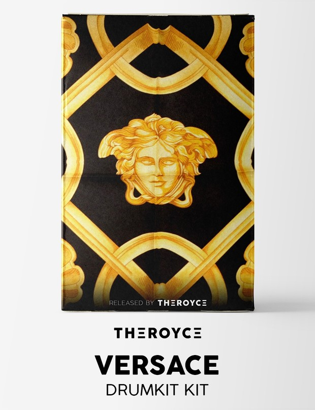 Versace 🔆 Drum Kit by Theroyce ❌ Maldammba