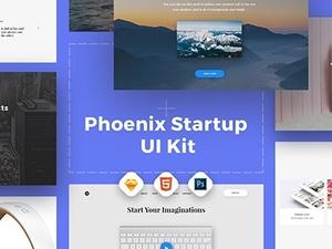 Phoenix Startup UI Kit