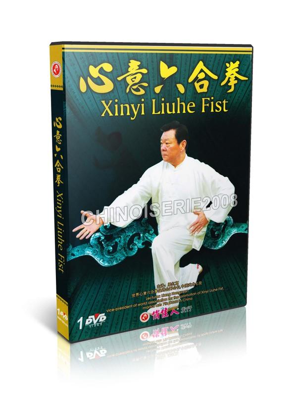 DW195 Chinese Kungfu Xingyi Quan - Xing Yi Liuhe Fist by Liang Hongxuan MP4