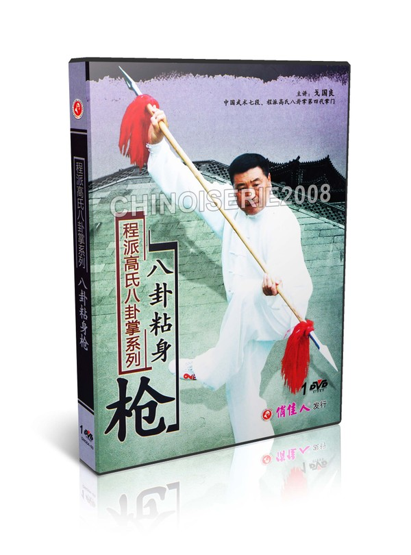 DW204-03 Cheng Style Gao's Bagua Series  - Bagua Attached Spear by Ge Guoliang MP4