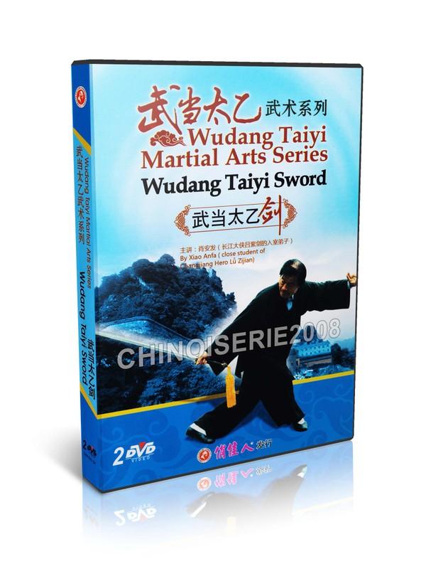 Wudang Taiyi Martial Arts Series - Wudang Taiyi Sword by Xiao Anfa MP4