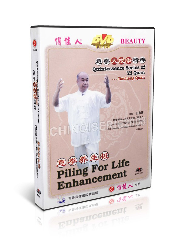 DW109-02 Da cheng Quan ( Yi Quan ) - Piling For Life Enhancement by Wang Yongxiang MP4
