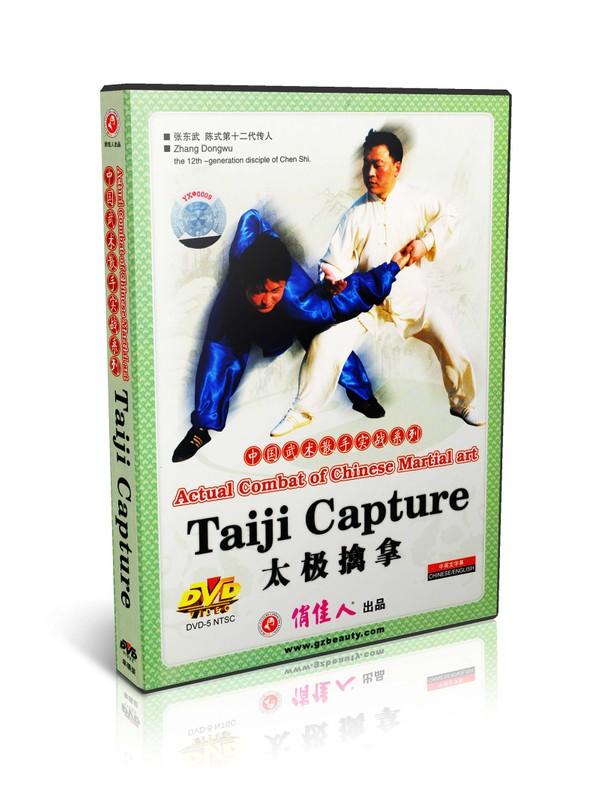DW143-03 Actual Combat of Chinese Martial art Taiji Taichi Capture - Zhang Dongwu MP4