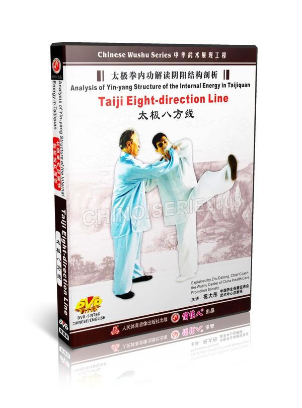 DW120-06 Tai Chi Kungfu Qigong Series - Taiji Eight Direction Line by Zhu Datong MP4