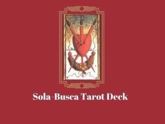Sola Busca Tarot Deck