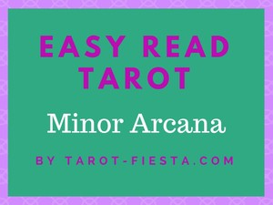 Easy Read Tarot - Minor Arcana