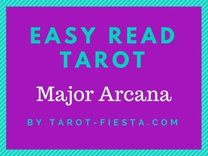 Easy Read Tarot - Major Arcana