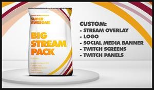 Custom Stream Big Bundle