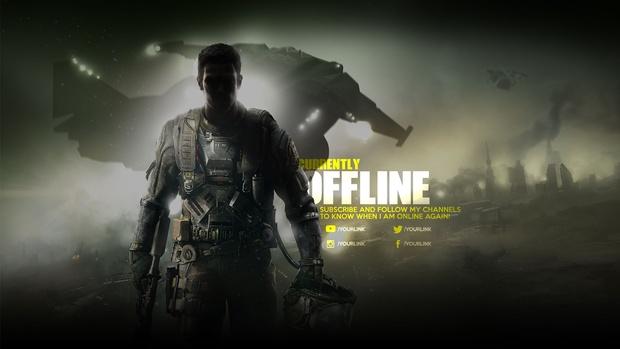 Call of Duty  Infinite Warfare Stream pack