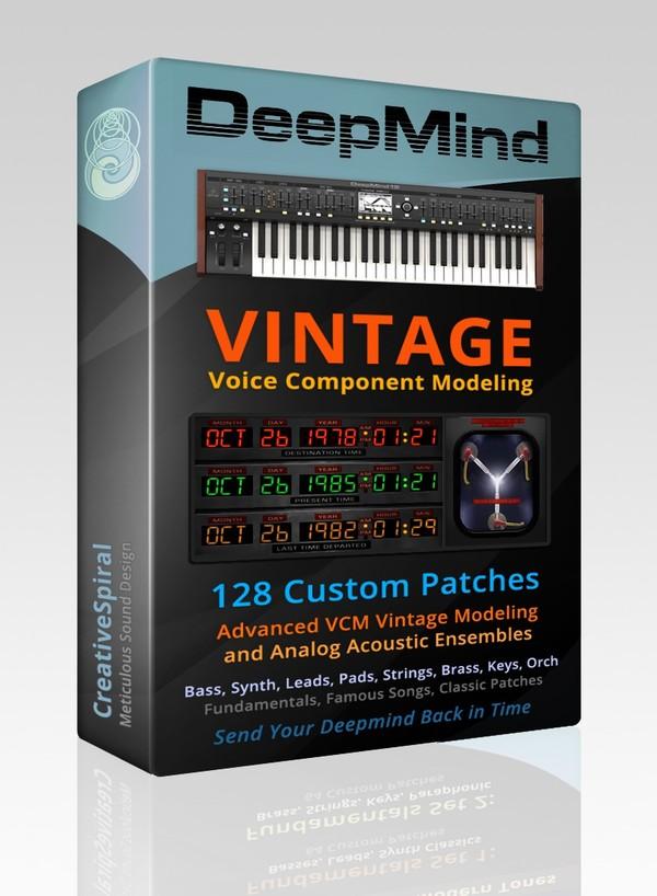 Deepmind Vintage VCM Soundset