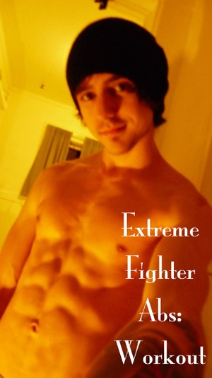 Extreme Fighter Abs HD: Gut Punch Workout