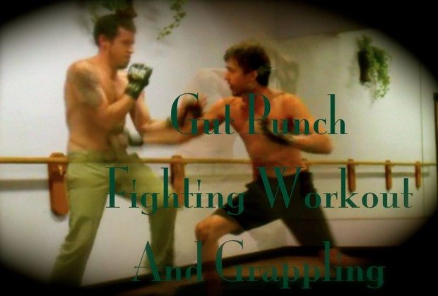 Gut Punch Fighting and Grappling Vol. 2 in SD