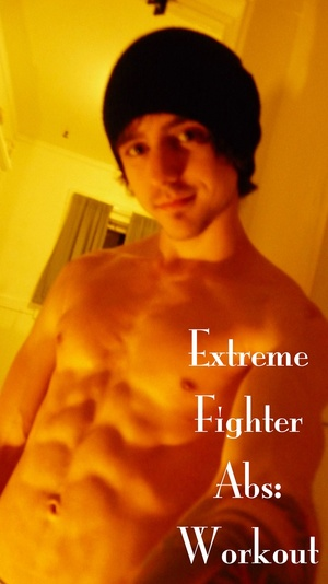 Extreme Fighter Abs SD: Gut Punch Workout