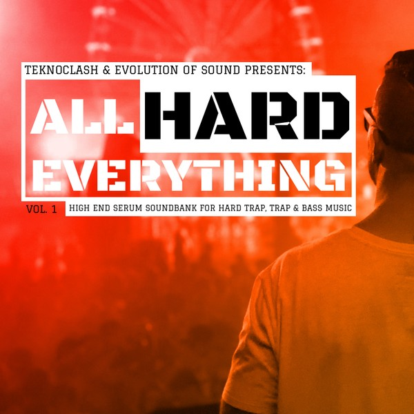 All Hard Everything Serum Soundset