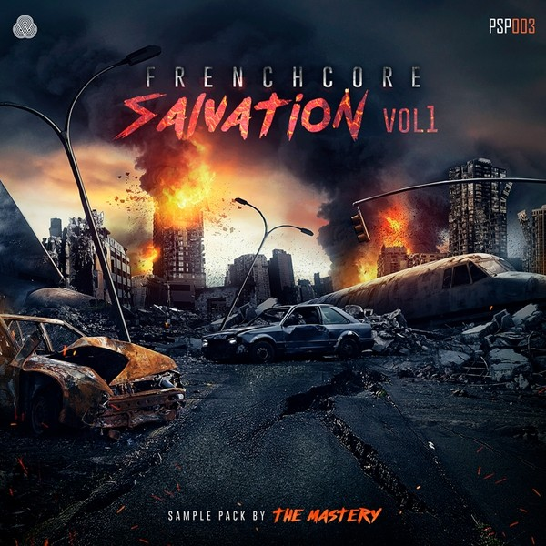 Frenchcore Salvation Vol.1 By The Mastery  [Sample Pack]