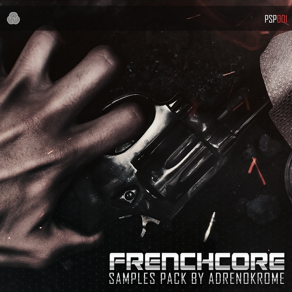 Adrenokrome Frenchcore samples pack