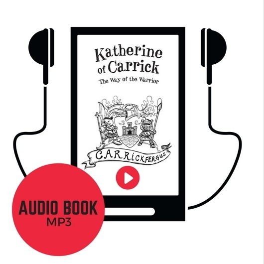 Audio Book - MP3 - Katherine of Carrick