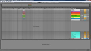 Ableton Live 10 Default Template