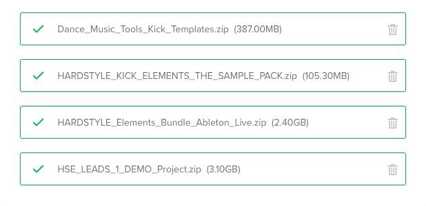 HARDSTYLE Elements BiG Bundle  + HARDSTYLE KICK ELEMENTS THE SAMPLE PACK (500+ Samples)