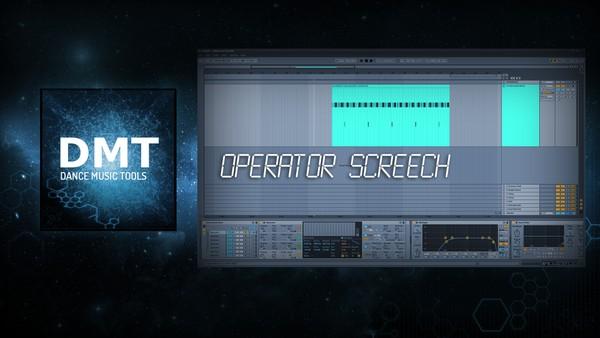 Harderstyles Operator Screech Ableton Live 10