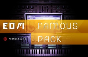 EDM Famous Pack for Sylenth.1