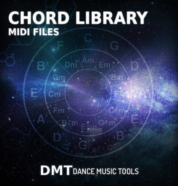 CHORD LIBRARY MIDI FILES