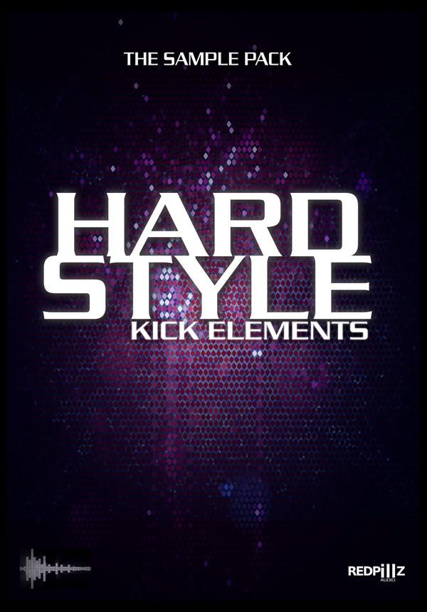 HARDSTYLE KICK ELEMENTS THE SAMPLE PACK (500+ Samples)