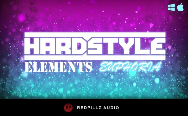 HARDSTYLE Elements Euphoria for Ableton Live 9 & 10