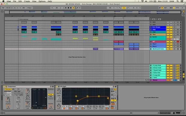 SoundDesign - Bigroom House Kick Ableton Live