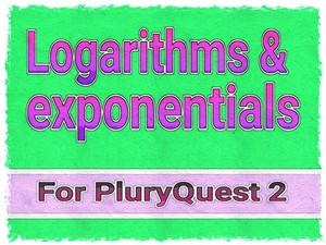 Exponentials & logarithms