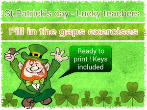 St.Patrick's day SPECIAL