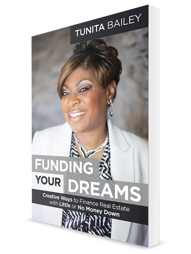Coming Soon! Funding Your Dreams: Creative Ways to Finance Real Estate with  Little or No Money Down