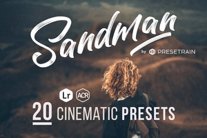 Sandman ACR & Lightroom Presets