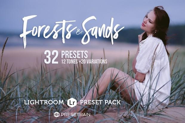 Forests and Sands Lightroom Presets