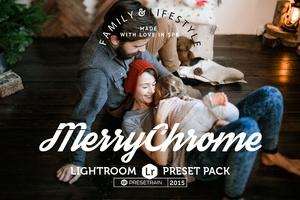 Merrychrome Lightroom Preset Pack