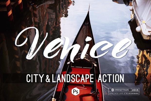 Venice City/Landscape Action