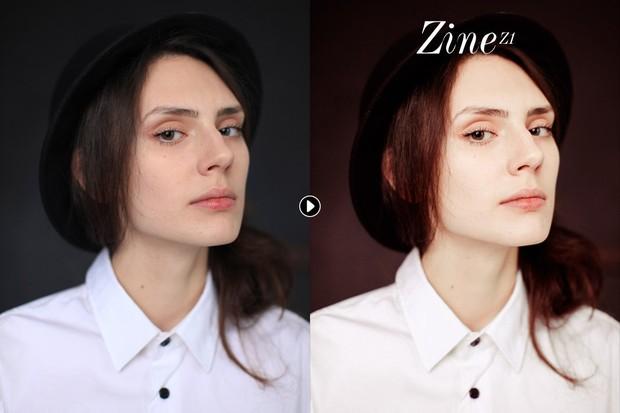 Zine - 50 Fashion Lightroom Presets