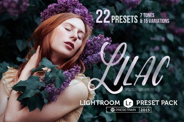 Lilac Lightroom Presets