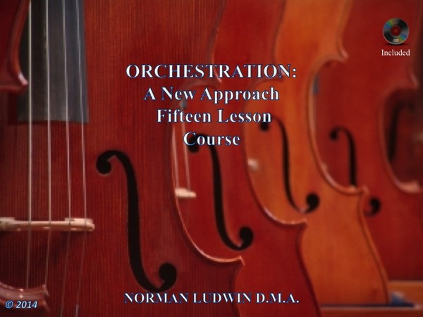 15 Lesson Course (complete course including all audio files and scores)