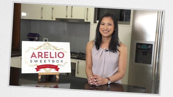 Arelio Sweetbox Italian Macaron Video Tutorial