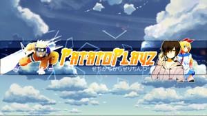 2D Youtube Banner (