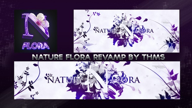 Personal Revamp (avatar, banner and header)